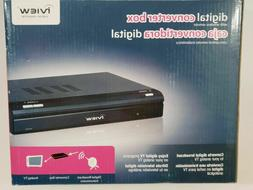iView 1000STB Converter Box - Converts Digital to Analog TV