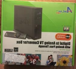 AirLink 101 ATVC102 Digital to Analog TV Converter Box with