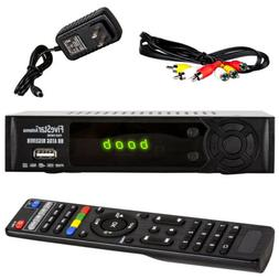 Digital Converter Box for TV & HDMI Cable & Remote View/Reco