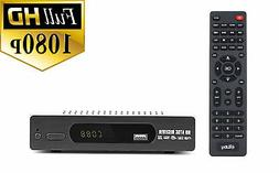 Digital DTV Converter Box for recording and viewing Full HD