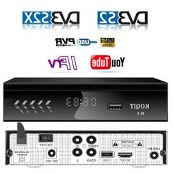 FTA Galaxy 19 Blind Scan DVB-S2 Satellite Receiver Wifi Yout