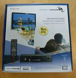 Mediasonic HW-150PVR HDTV ATSC Digital Converter Box w/ TV T