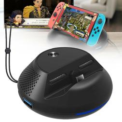 Portable TV Dock Converter HDMI Charging Base Station USB fo