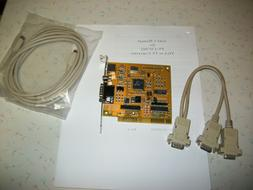 PV-CH7002 VGA to TV Converter  ISA card with manual  drivers